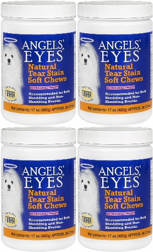 Angels' Eyes Natural Tear Stain Soft Chews Chicken 240ct by Angel's Eyes