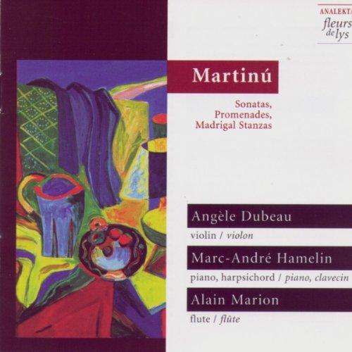 Promenades for Flute, Violin and Harpsichord, H 274: Poco - Los Promenade Angeles