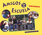 img - for Amigos en la escuela book / textbook / text book