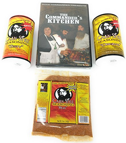 Duck Commander Phil Robertson Kitchen Combo (Kitchen Combo) (Duck Bacon)