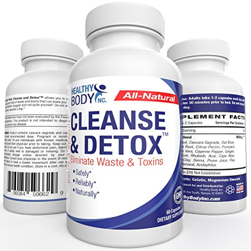 Cleanse Natural Formula Maximum Results product image