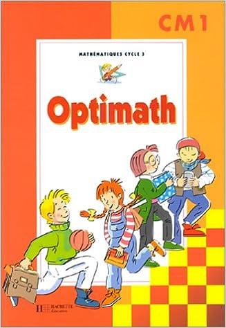 Livres gratuits en ligne Optimath, CM1. Mathématiques, cycle 3 pdf epub