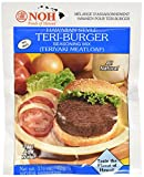 NOH Hawaiian Style Teri-Burger, 1.5-Ounce Packet, (Pack of 12)