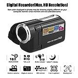 Photo : Oguine Digital Video Camera Camcorder,Portable Rotatable 2.0 LCD Display Screen Mini Digital Video Camera Camcorders