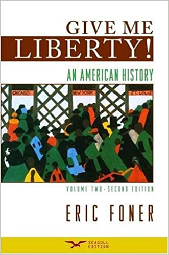 Amazon give me liberty an american history volume 2 from amazon give me liberty an american history volume 2 from 1865 second edition 9780393932560 eric foner books fandeluxe Gallery