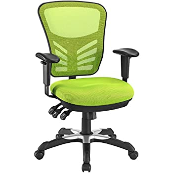 Modway Articulate Office Chair, Green