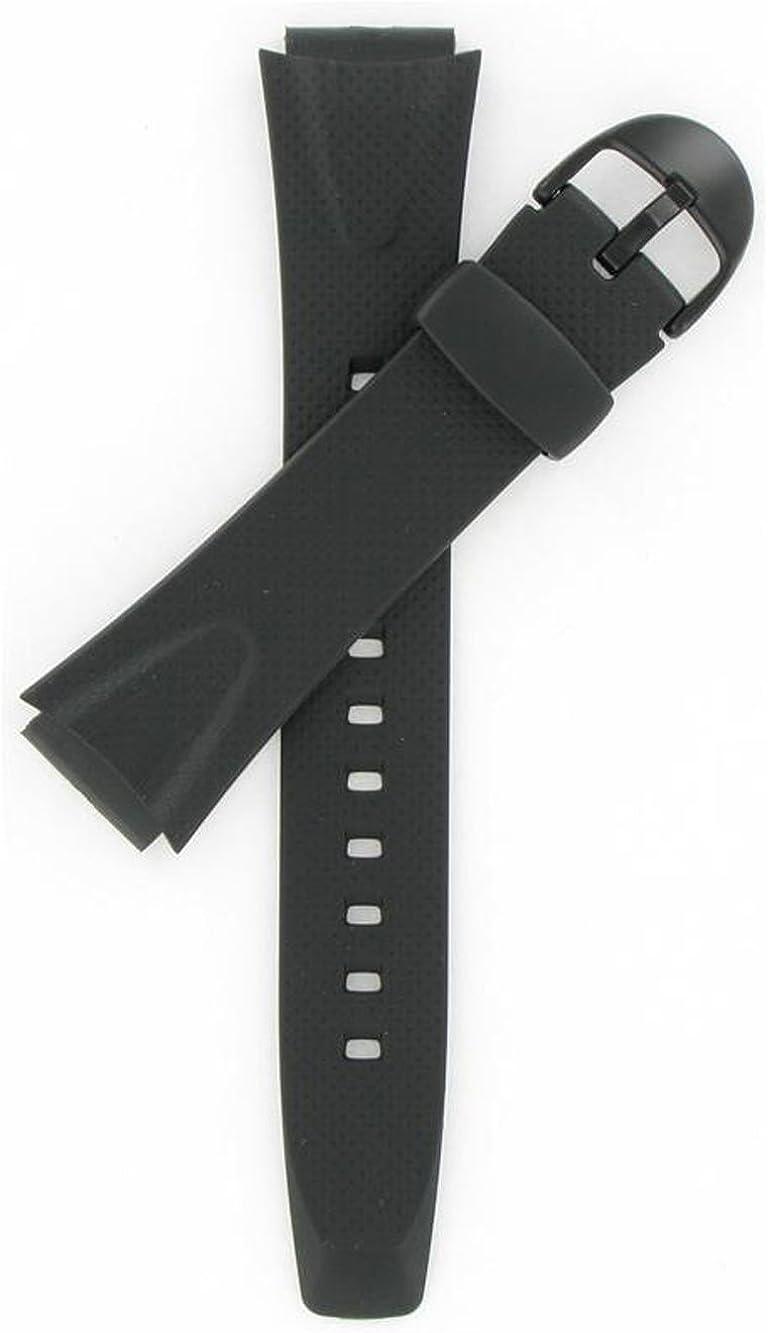 Casio W751 Bracelet de montre Noir: : Montres