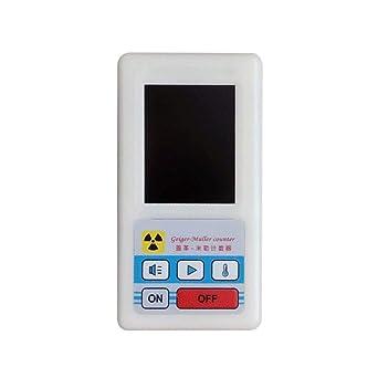 Contador Detector de radiación nuclear Rayos gamma Rayos X Dosímetros Comprobador de mármol Pantalla Pantalla Radiación