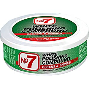 Niteo No7 White Polishing Compound, 10 fl oz
