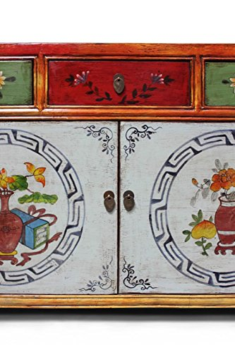 Kommode Asiatischer Stil Excellent Uenjoy Nachttisch Sideboard