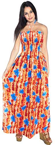 Traje la de Correas baño de Desgaste Playa LA la Rojo Mujer de Falda Vestido Tubo de LEELA g936 Traje para de Maxi del de de baño Encubrimiento Tarde la t0wqgO