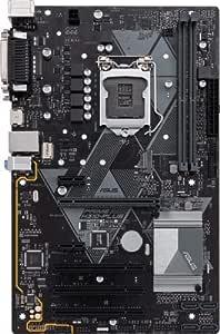 اسوس لوحة ام رئيسية , LGA-1151 , ايه تي اكس دي دي ار 4 MAX , 32 جيجابايت , اتش دي ام اي دي-اس يو بي ساتا , 6 جيجابايت - MB Prime H310-PLUS