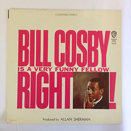 Note Cosby Is a Very Funny Fellow Right!