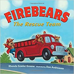 Book Firebears, the Rescue Team