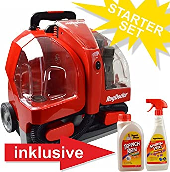 rugdo Extractor Starter Set Lavado Aspiradora 1100 W, incluye alfombra limpiador y señales vía: Amazon.es: Iluminación