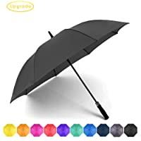 RUMBRELLA Golf Umbrella Large Windproof Umbrellas Auto Open 55IN