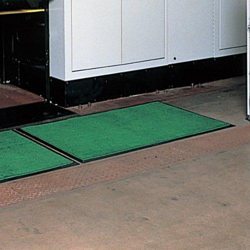 緑十字 フラッグ標識ロープ 関係者以外立入禁止 6mmΦ×20m(280三角) 281006 B00GWY6EIK