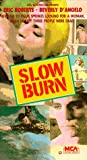 Slow Burn [VHS]