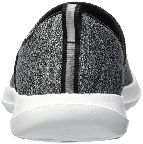 Noir Go Starlet Lite Skechers15417 Blanc Walk Femme xROqA7fw
