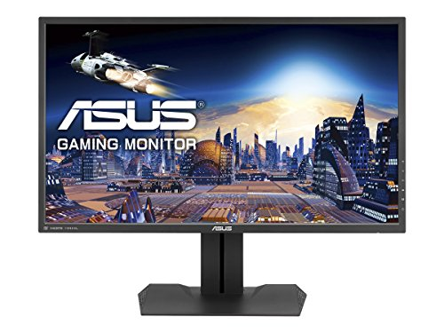 ASUS 27-inch 2k 144Hz WQHD FreeSync Gaming Monitor IPS, 4ms Response Time, HDMI, DisplayPort, USB 3.0, 2560 x 1440 Display with Pivot, Tilt, and Swivel, ASUS EyeCare (MG279Q)