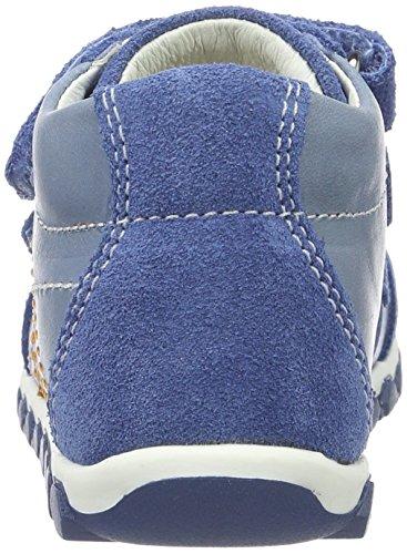 Primigi Pbn 7057, Botines de Senderismo para Bebés Azul (Bluette/bluette)