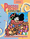 img - for Prego! An Invitation To Italian (Student Edition) book / textbook / text book