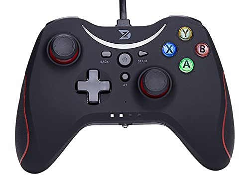 ZD T Gaming wired Gamepad Controller Joystick For PC(Windows XP/7/8/8.1/10) / PlayStation 3 / Android / Steam - Not support the Xbox 360/One
