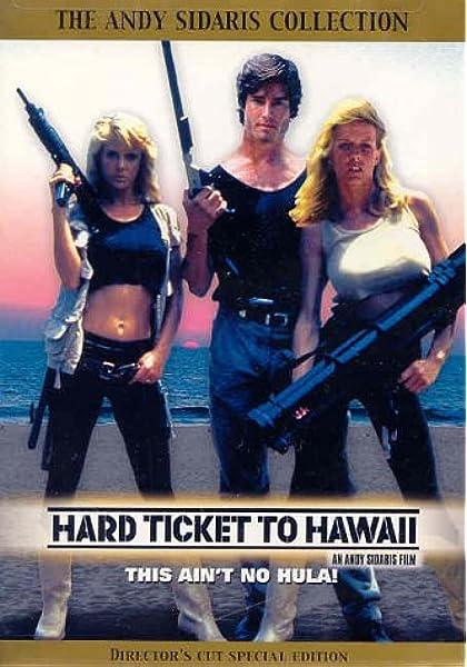 Hard Ticket to Hawaii [USA] [DVD]: Amazon.es: Ronn Moss, Dona ...