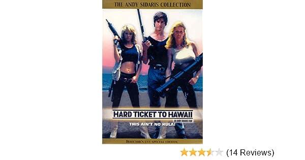 Amazon Com Hard Ticket To Hawaii Directors Cut Ronn Moss Dona Speir Hope Marie Carlton Harold Diamond Rodrigo Obregon Cynthia Brimhall