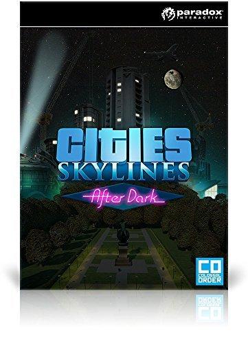 (Cities: Skylines - After Dark DLC [Online Game Code])