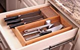 KnifeDock with Utensil Tray