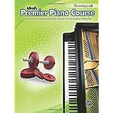 Premier Piano Course Technique, Bk 2B