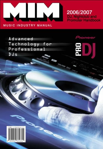 MIM: Music Industry Manual James Robertson