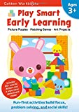 Play Smart Early Learning 3+: For Ages 3+ (Gakken Workbooks)