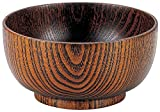 Fukui Craft 5-Jp-Inch Wooden Small Don-Suri-Urushi Lacquer 2.9 X 5.5 X 5.5