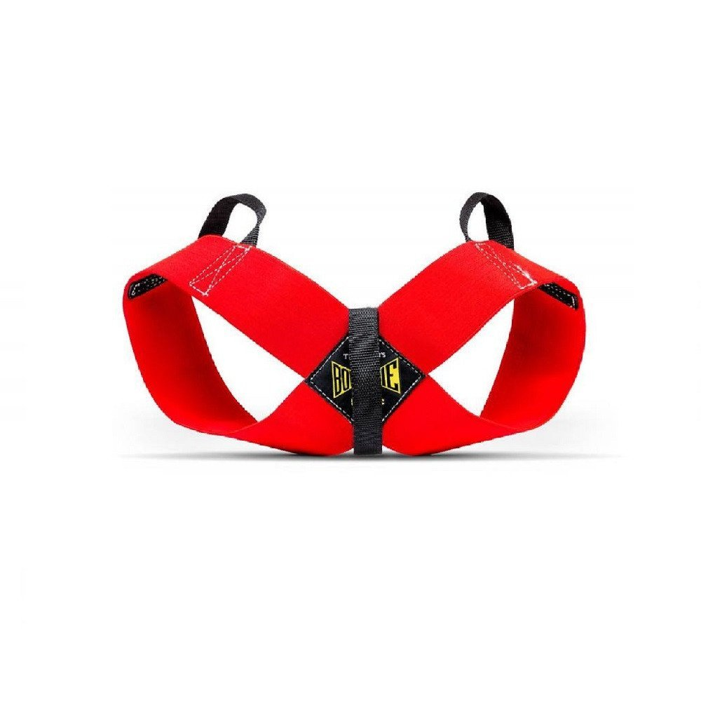 Bowtie Spud Formal Posture Support Brace No Rounded Shoulders Donnie Thompson (3XL: 275 lbs. - 300 lbs.) by Bowtie