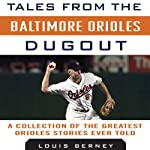 Tales from the Baltimore Orioles Dugout: A Collection of the Greatest Orioles Stories Ever Told | Louis Berney