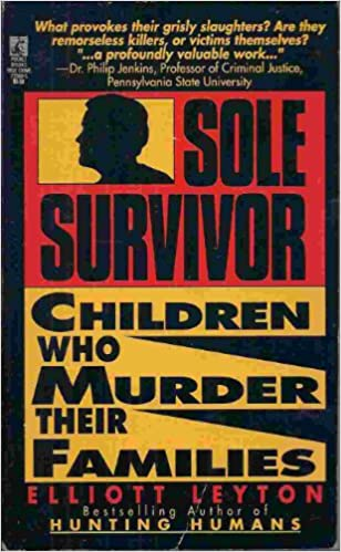 Sole Survivor: Children Who Kill Their Families, Leyton, Elliott