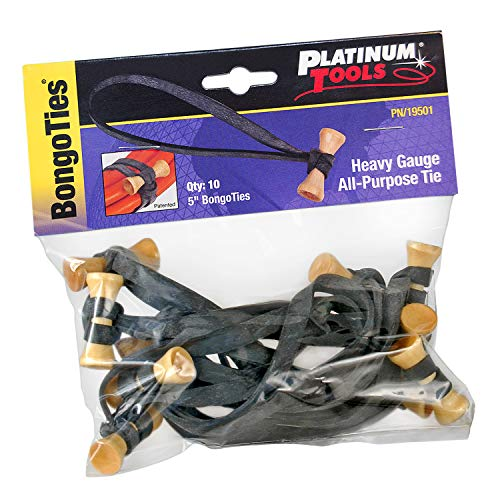 Platinum Tools Industrial BongoTies 19501 ~ 10 ()