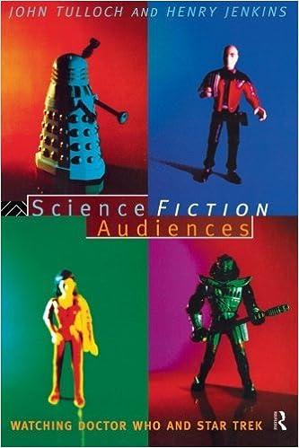 Télécharger des livres en pdf gratuitement Science Fiction Audiences: Watching Star Trek and Doctor Who (Popular Fictions Series) by Henry Jenkins (1995-04-26) PDF ePub iBook