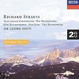Richard Strauss : Also Sprach Zarathustra - Ein Heldenleben - Eine Alpensinfonie - Don Juan -Till Eulenspiegel