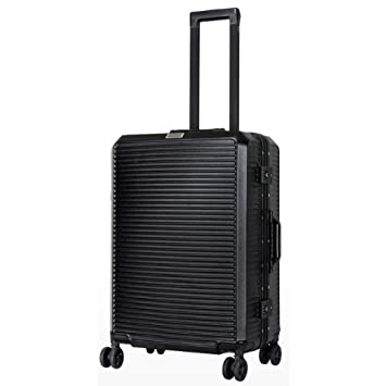 BMHFF Hardshell Luggage Airports Carry-On 8 Spinner Wheel Suitcase Durable Trolley Case 20In24in for Men and Women