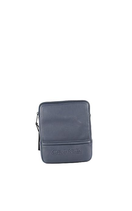 c6b8157103b Calvin Klein bandolera hombre K50K502153 000 azul  Amazon.es  Ropa y  accesorios
