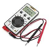 Rockrok Digital MultimeterAN101 Pocket Backlight AC/DC Automatic Portable Meter
