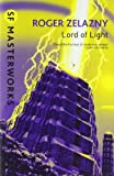 Front cover for the book Lord of Light by Roger Zelazny