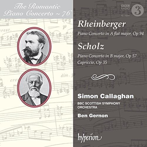The Romantic Piano Concerto Vol.76