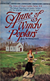 Anne of Windy Poplars (Anne Shirley Series # 4)