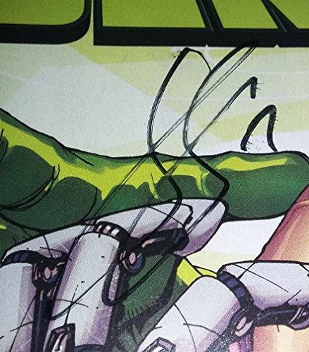 JSA Coa Jeremy Lin Autographed Signed Auto Autograph Marvel Totally Awesome Hulk Comic Book