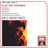 Prokofiev: Ivan the Terrible by Capitol (1990-10-25)