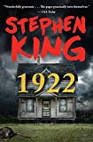 Book cover from 1922 by Stephen King